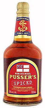 pusser spiced