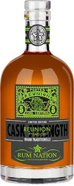 Rum Nation Reunion cask