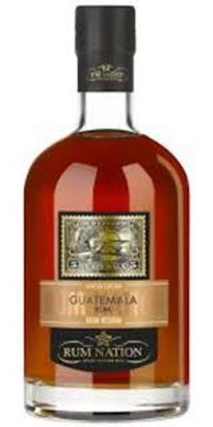 Rum nation Guatemala